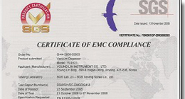 CE Certificates of YL9100 HPLC